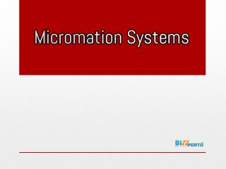 Micromation Systems - PPT.pptx