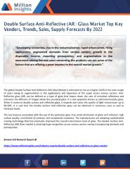 Double Surface Anti-Reflective (AR) Glass Market Top Key Vendors, Trends, Sales, Supply Forecasts By 2022.pdf