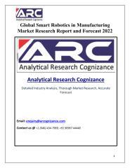 Global Smart Robotics in Manufacturing Market.pdf